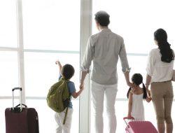 7 Tips Aman Traveling Bersama Anak-anak yang Belum Vaksinasi