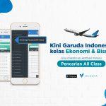 Garuda Indonesia Kelas Ekonomi Dan Bisnis Bisa Direservasi Melalui Pencarian All Class