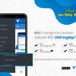 Kini manajemen konten website B2C lebih Lengkap
