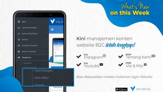 Kini Manajemen Konten Website B2C Lebih Lengkap!