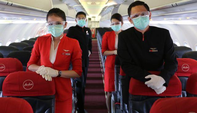 AirAsia Indonesia Kembali Mengudara dengan Rute Bali Mulai Tanggal 14 Oktober 2021